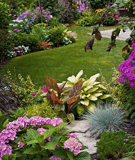 Brothers Lawn Service Garden Design