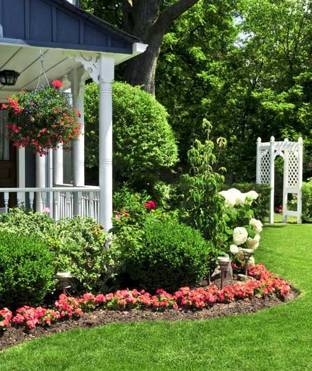 Brothers Lawn Service Residential Landscaping