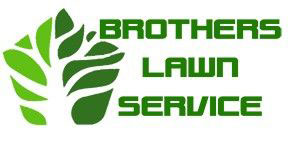 Brothers Lawn Service Logo